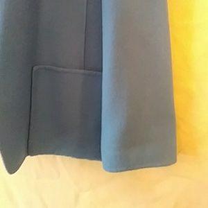 Ellen Tracy Jackets & Coats - Ellen Tracy Linda Ballard blue wool blazer-sz 10